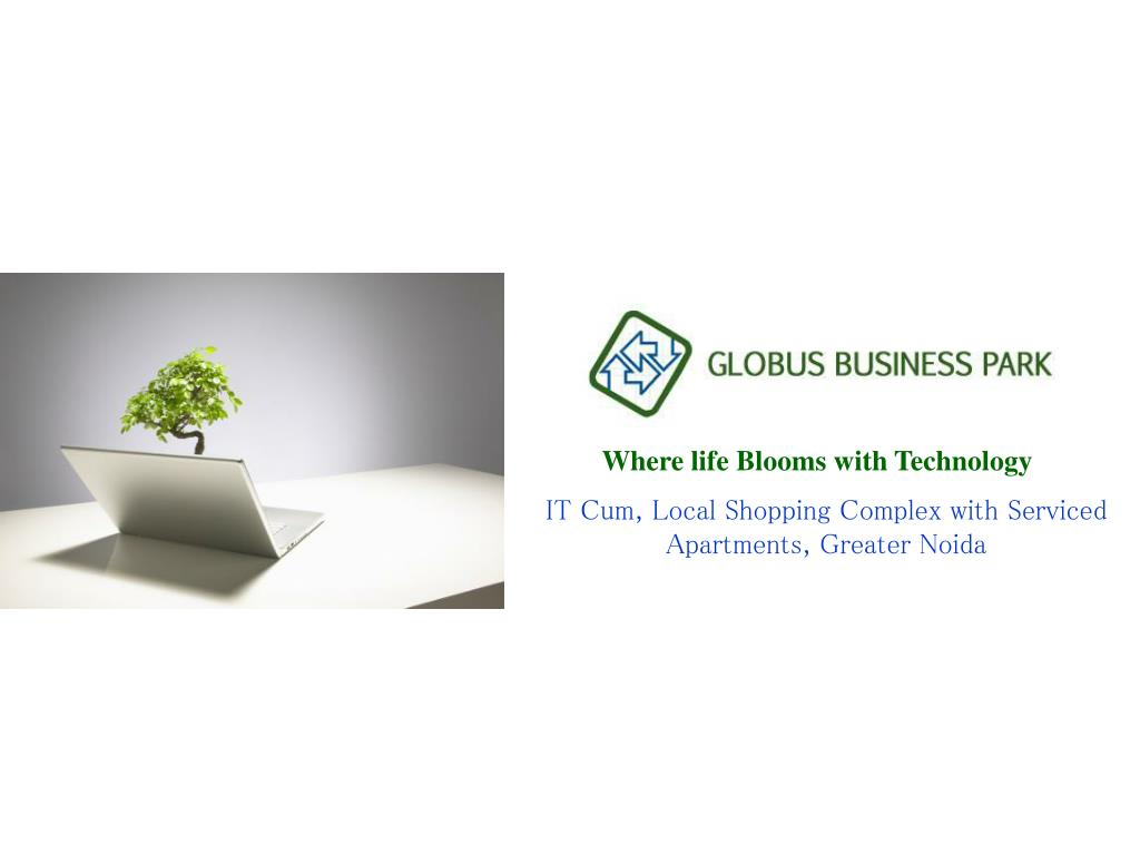 Where life Blooms with Technology