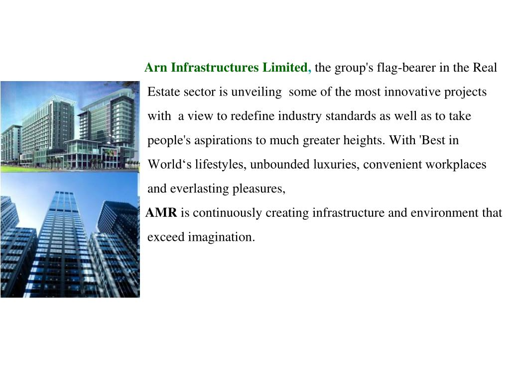 Arn Infrastructures Limited