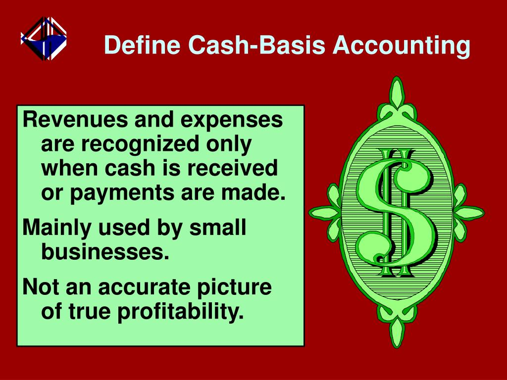 Define Cash-Basis Accounting