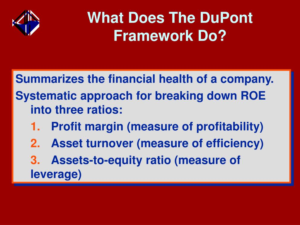 What Does The DuPont Framework Do?