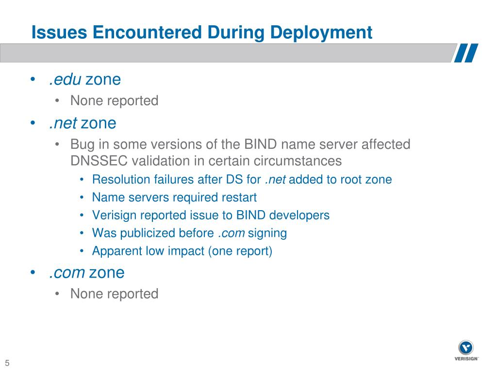 Issues Encountered During Deployment