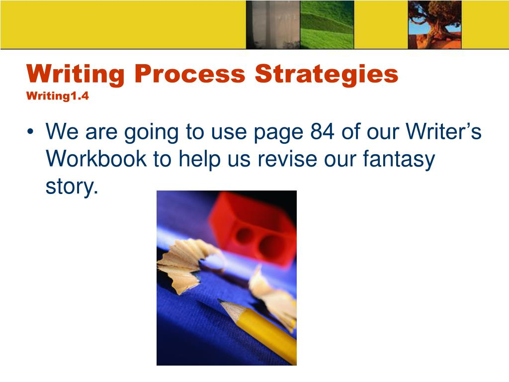 Writing Process Strategies