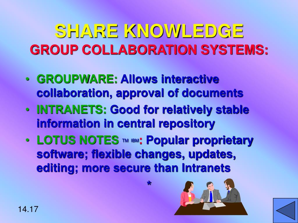SHARE KNOWLEDGE