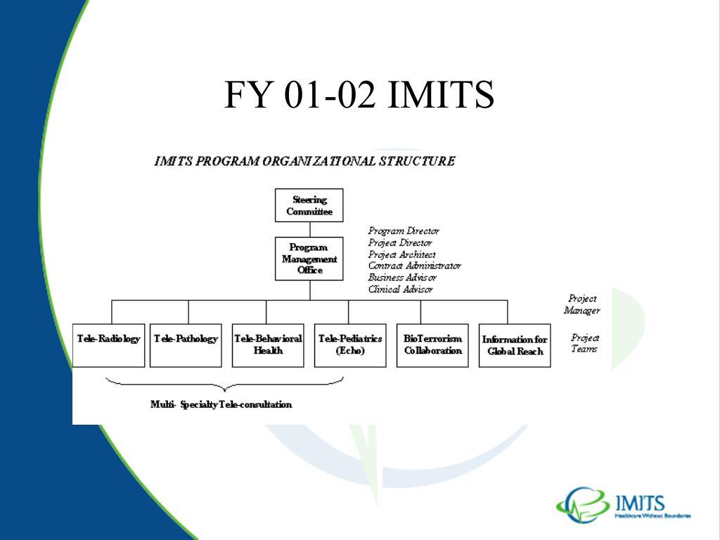 FY 01-02 IMITS