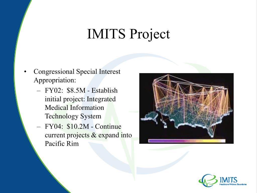 IMITS Project