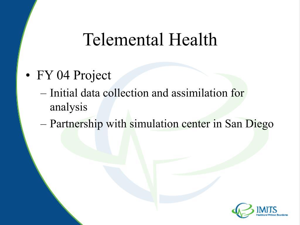 Telemental Health