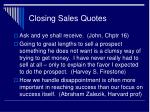 closing sales quotes37