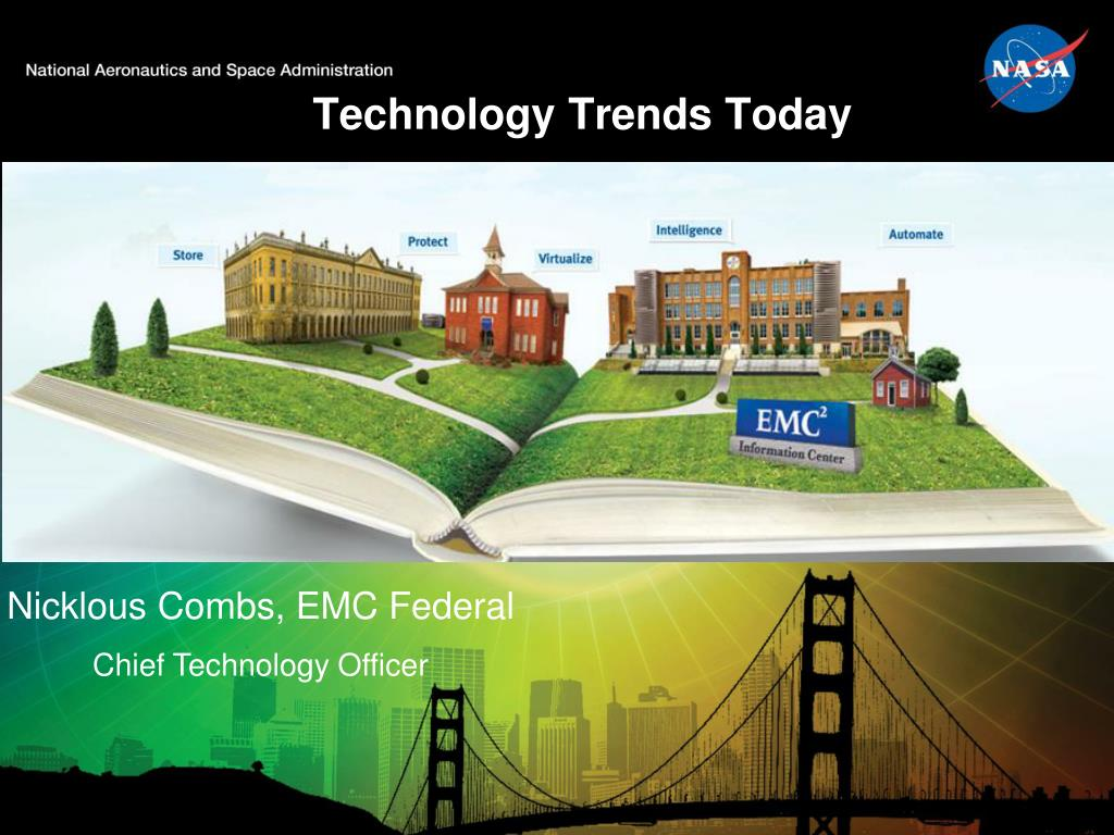 technology trends today l.
