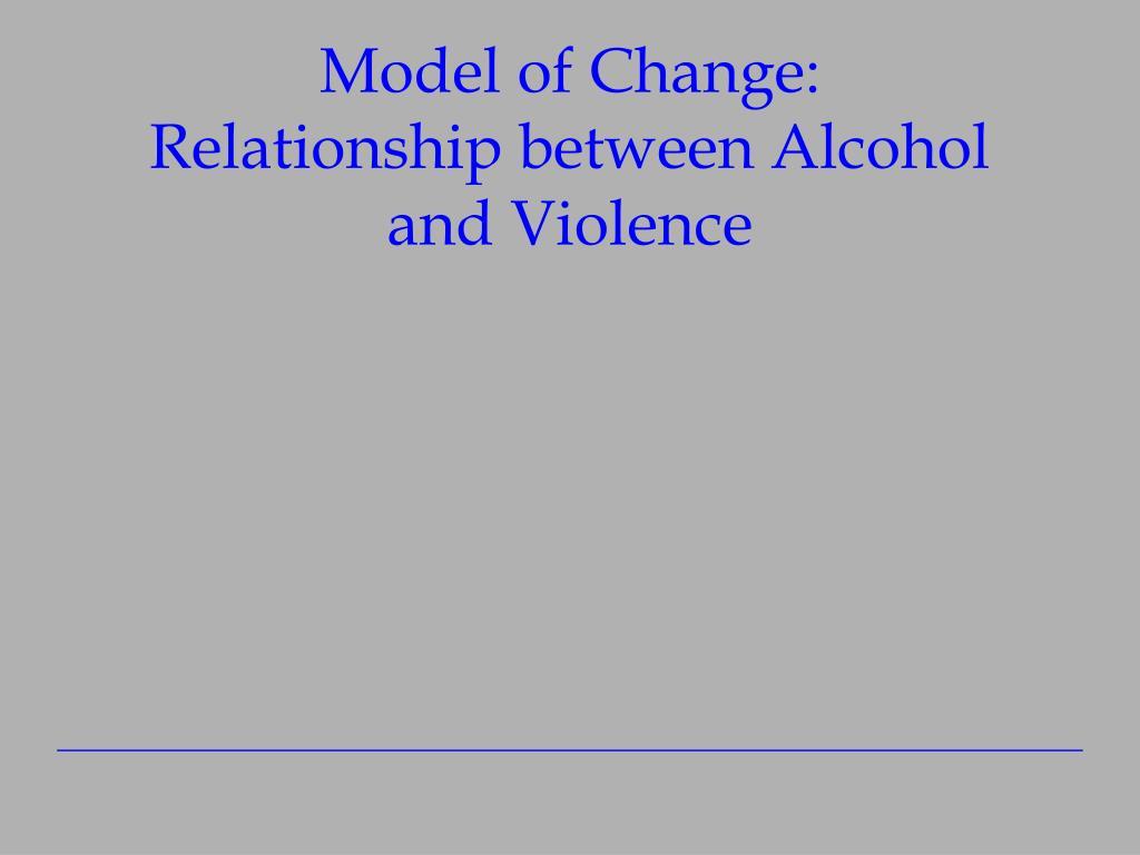 Model of Change:
