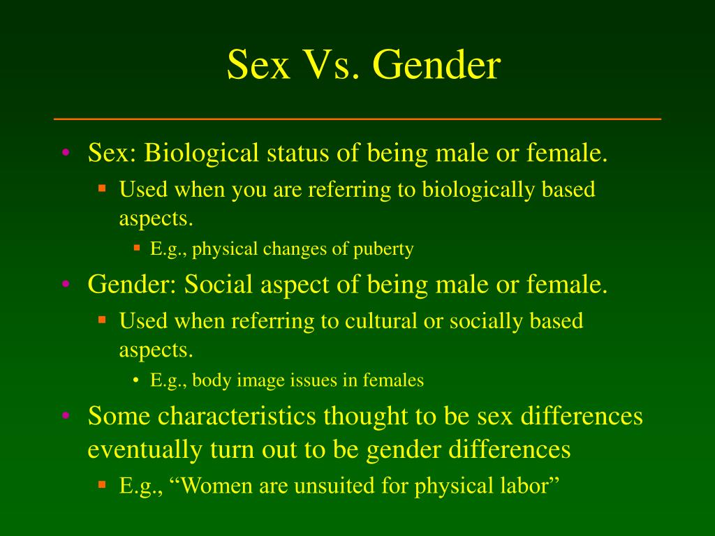 gendered behavior biologically determined Gender roles then influence behavior through social and biological processes in social interaction, people respond more favorably to others who conform to gender role expectations (wood & karten, 1986.