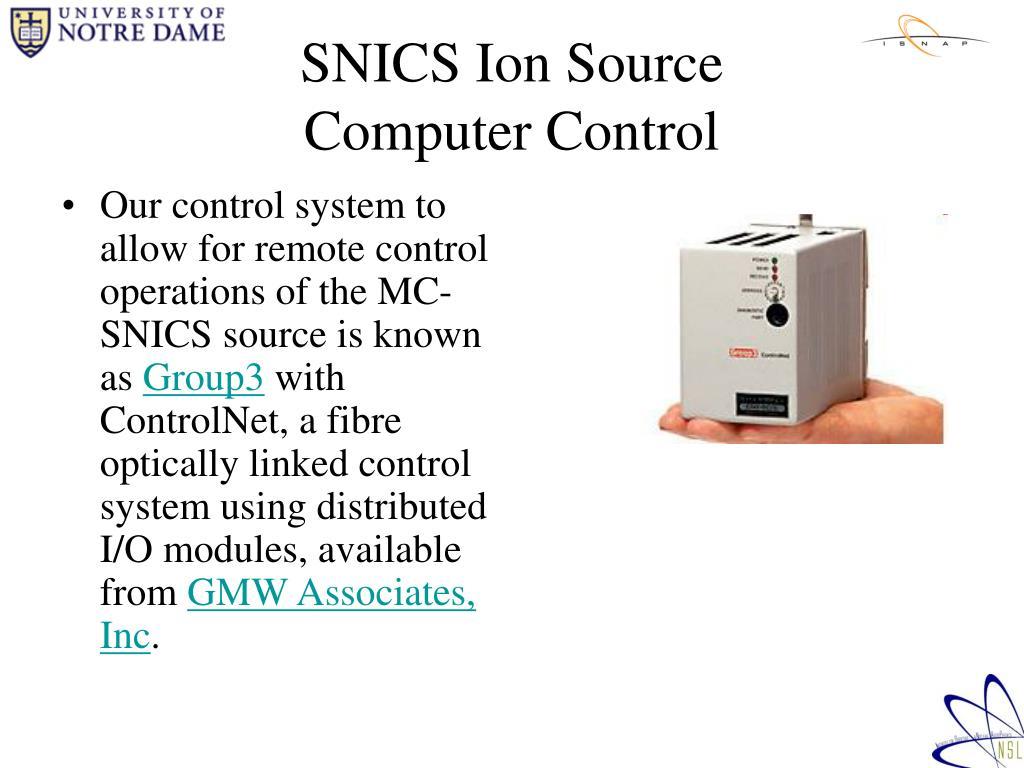 SNICS Ion Source