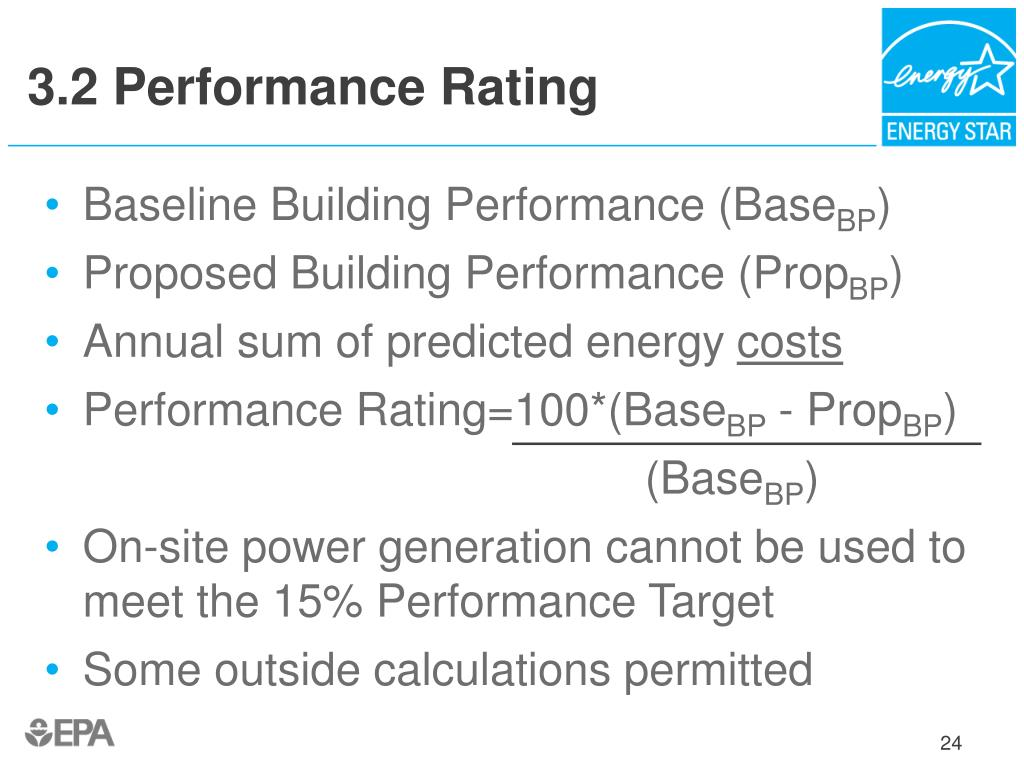 3.2 Performance Rating