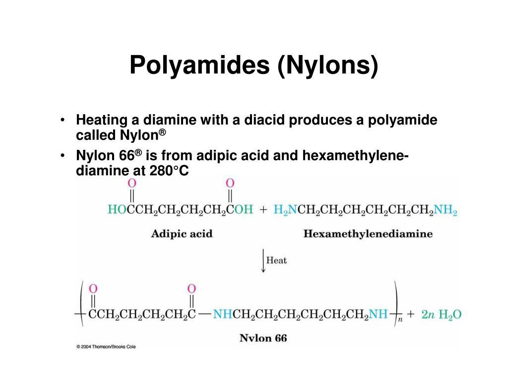 Polyamides (Nylons)