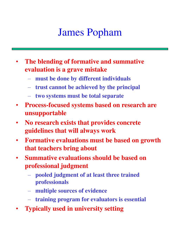James Popham