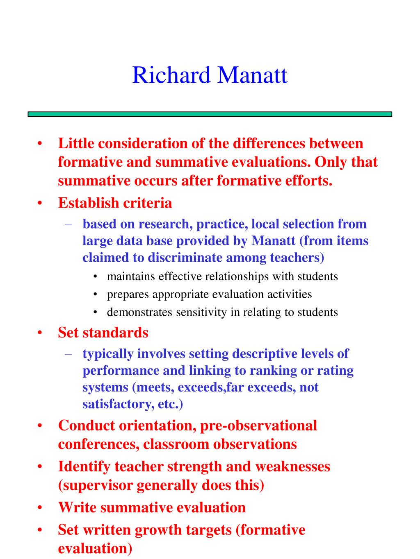 Richard Manatt