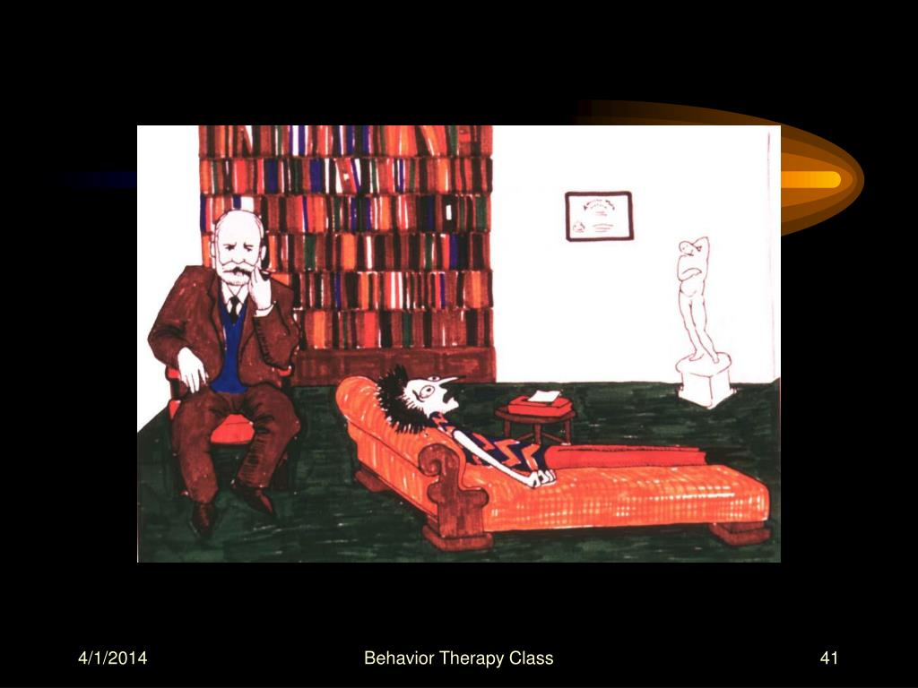 Behavior Therapy Class