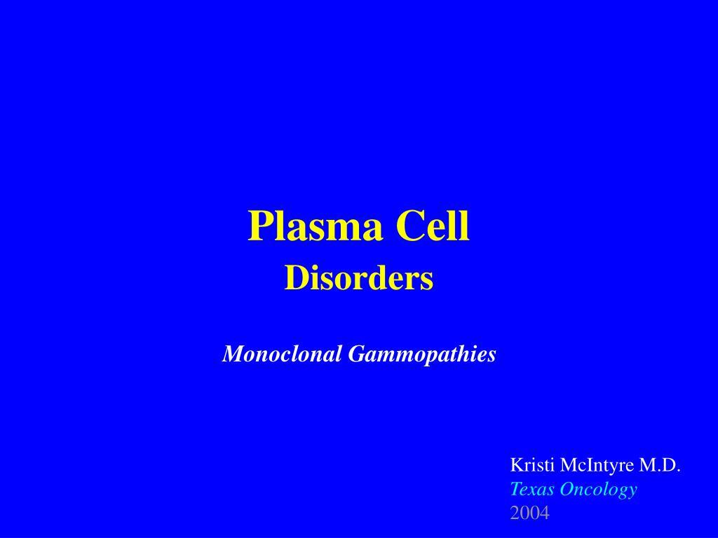 plasma cell l.