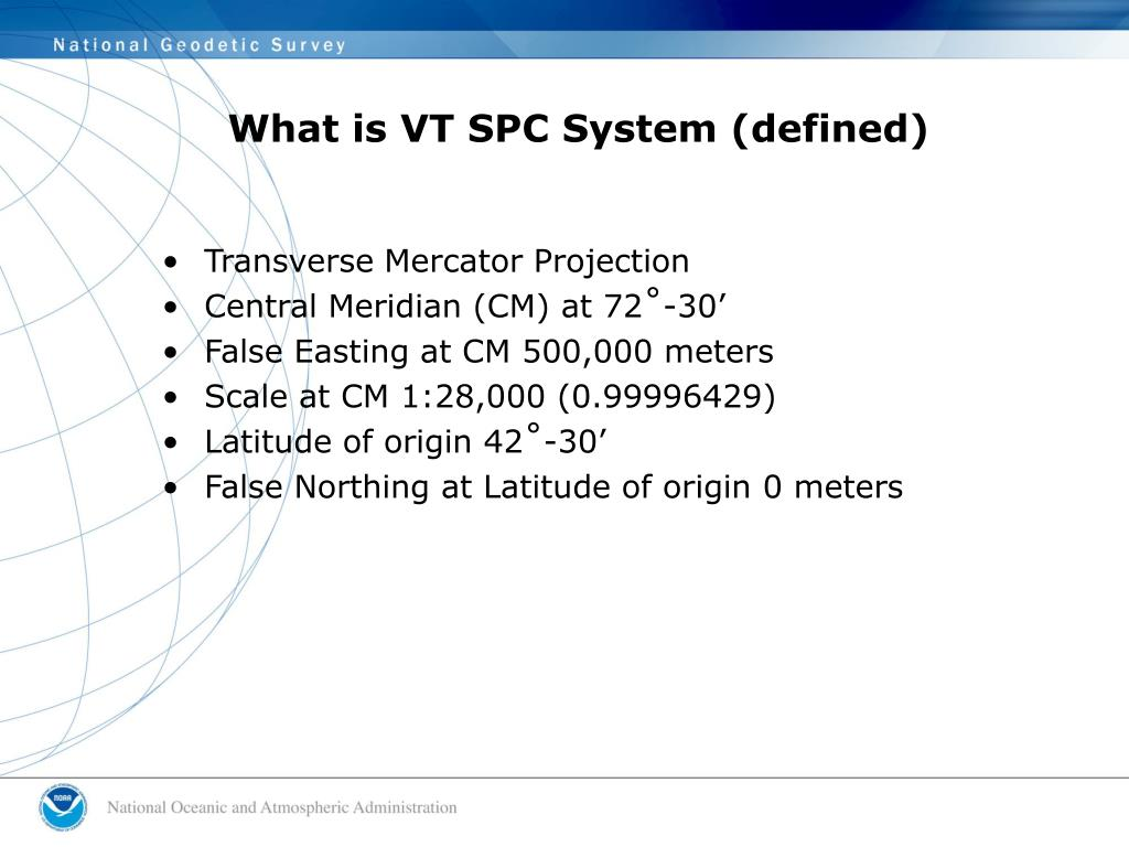 What is VT SPC System (defined)
