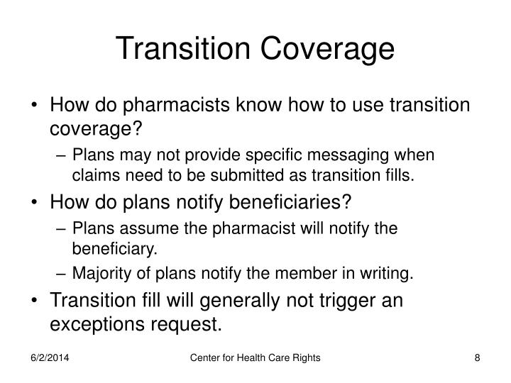 Transition Coverage