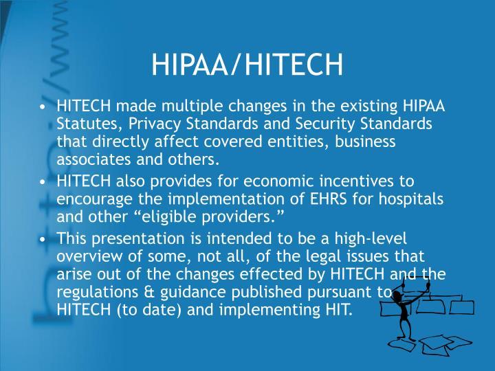 Hipaa hitech3