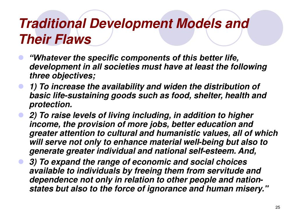Traditional Development Models and Their Flaws