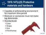 1910 147 c 5 protective materials and hardware29