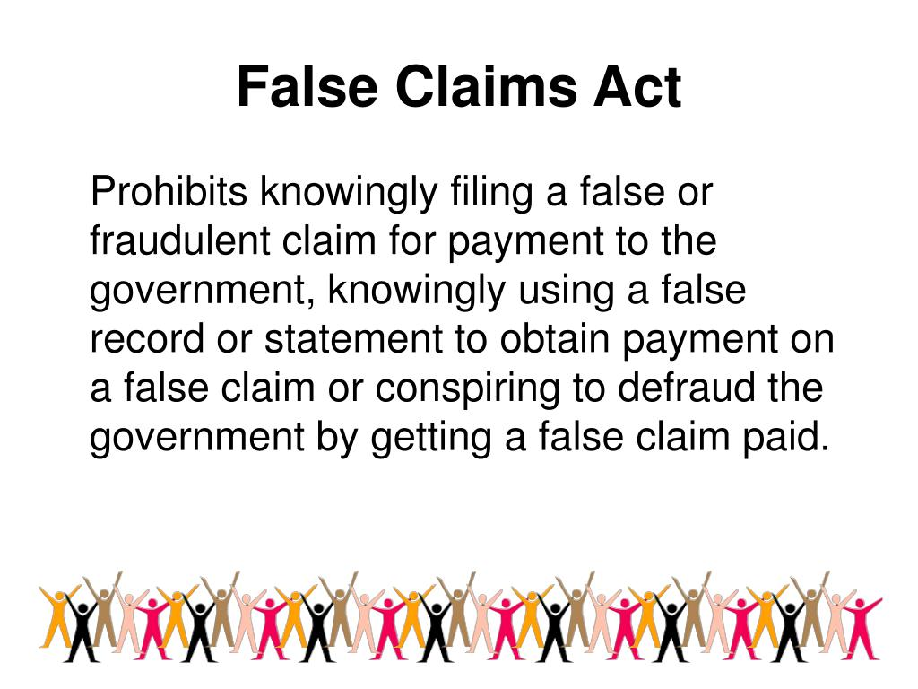 False Claims Act