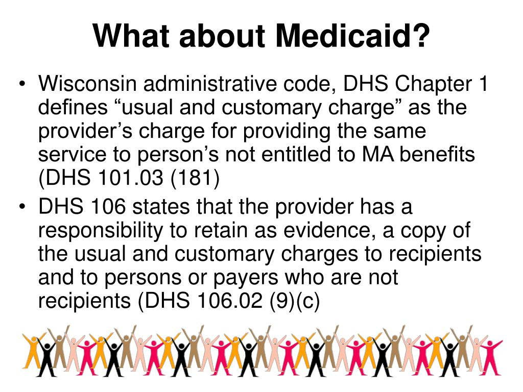 What about Medicaid?