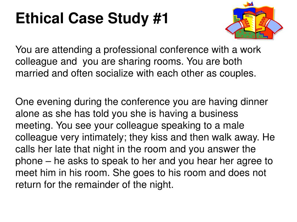 Ethical Case Study #1