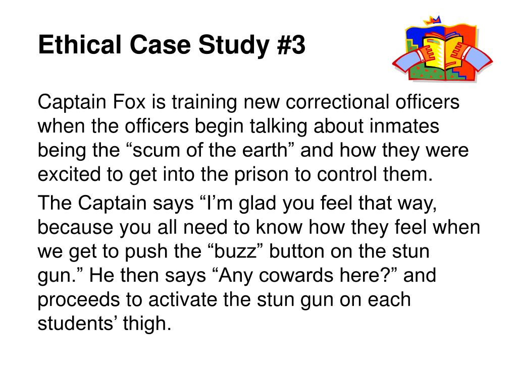 Ethical Case Study #3