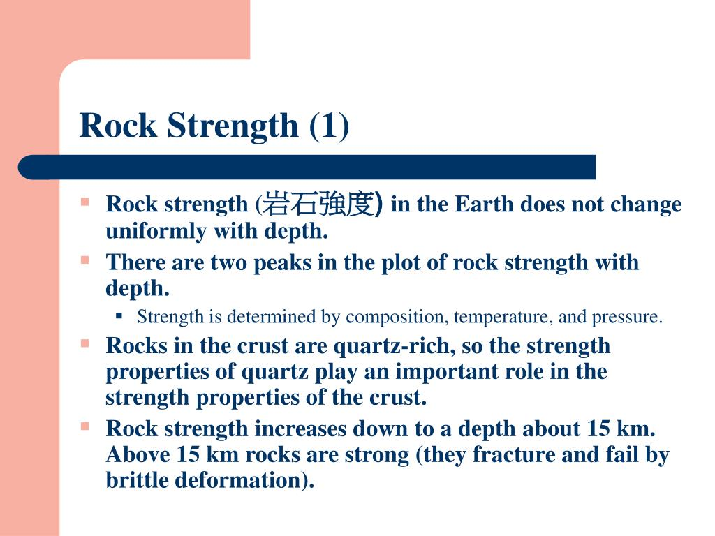 Rock Strength (1)