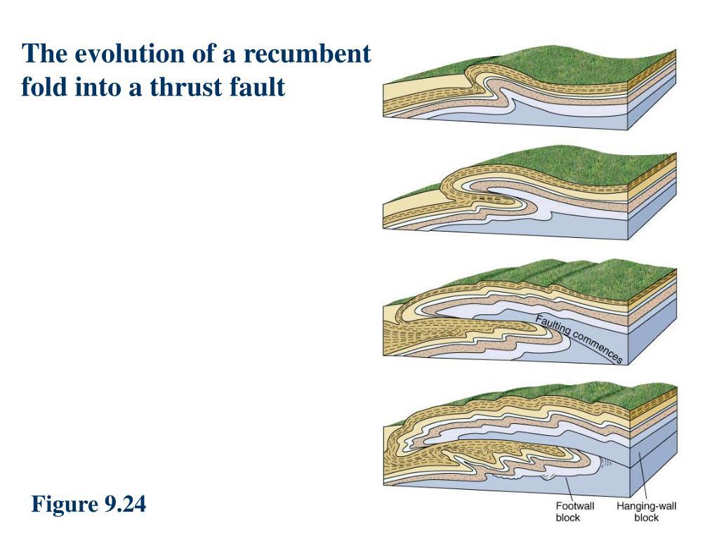 The evolution of a recumbent