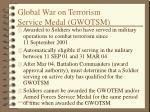 global war on terrorism service medal gwotsm
