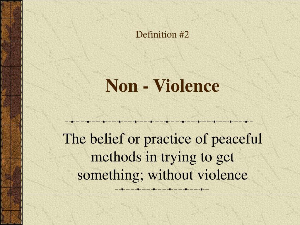 Definition #2