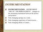 instrumentation33