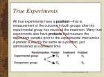 true experiments20