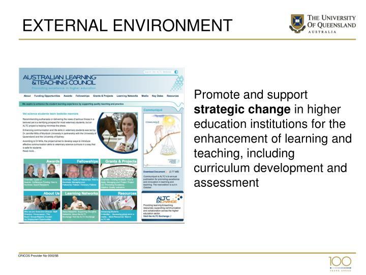 External environment3