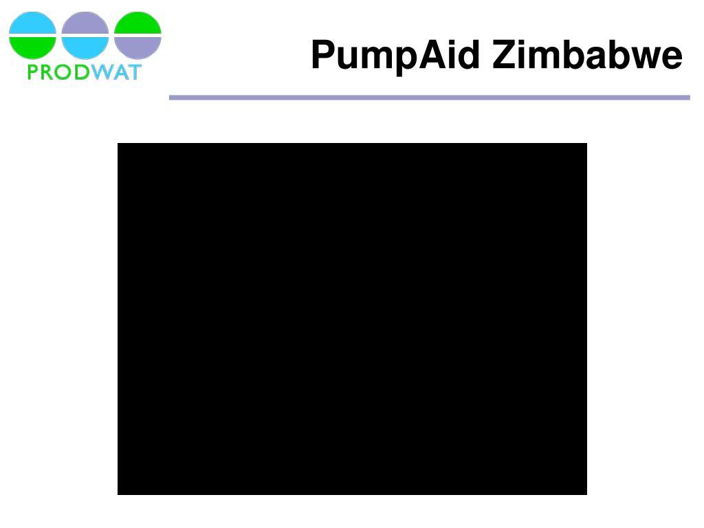 PumpAid Zimbabwe