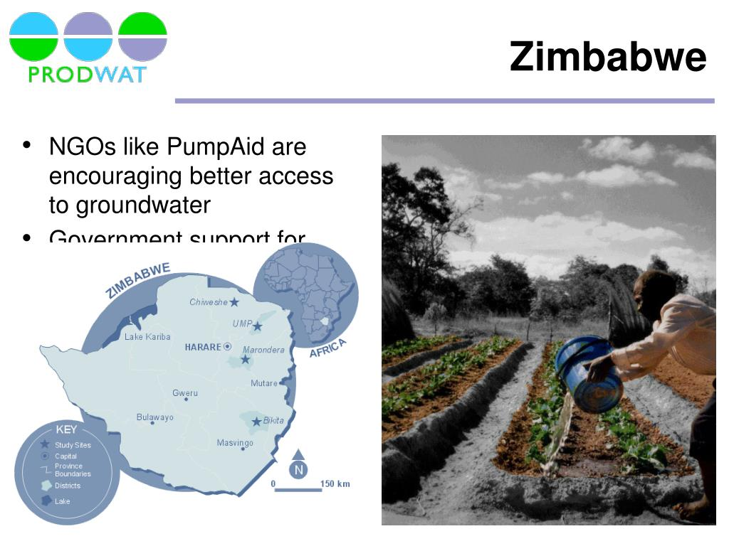 NGOs like PumpAid are encouraging better access to groundwater