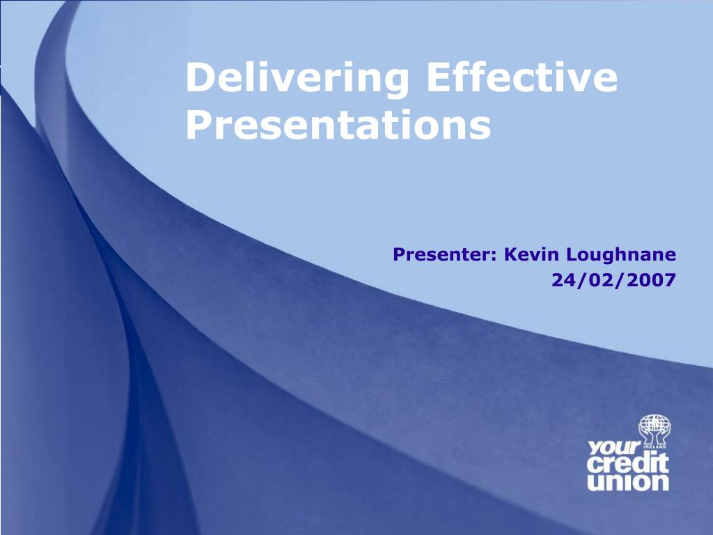 Presenter: Kevin Loughnane