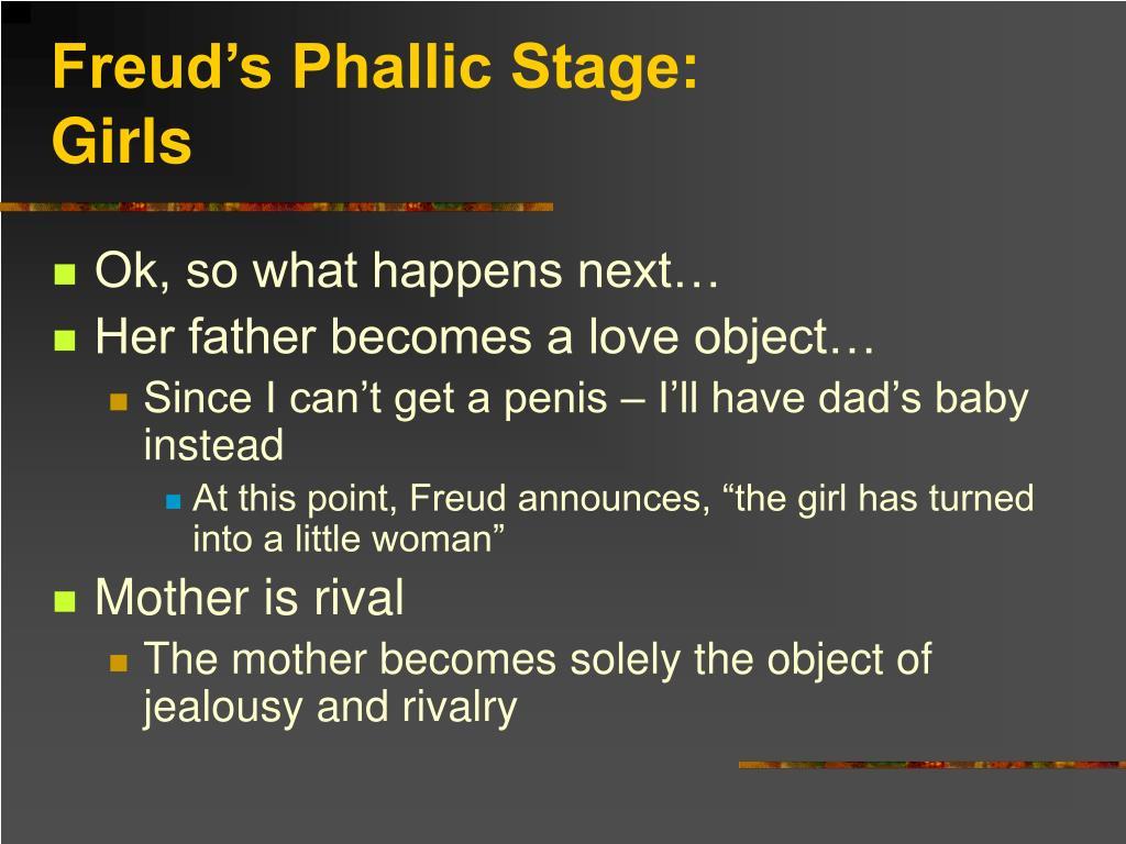 Freud's Phallic Stage: