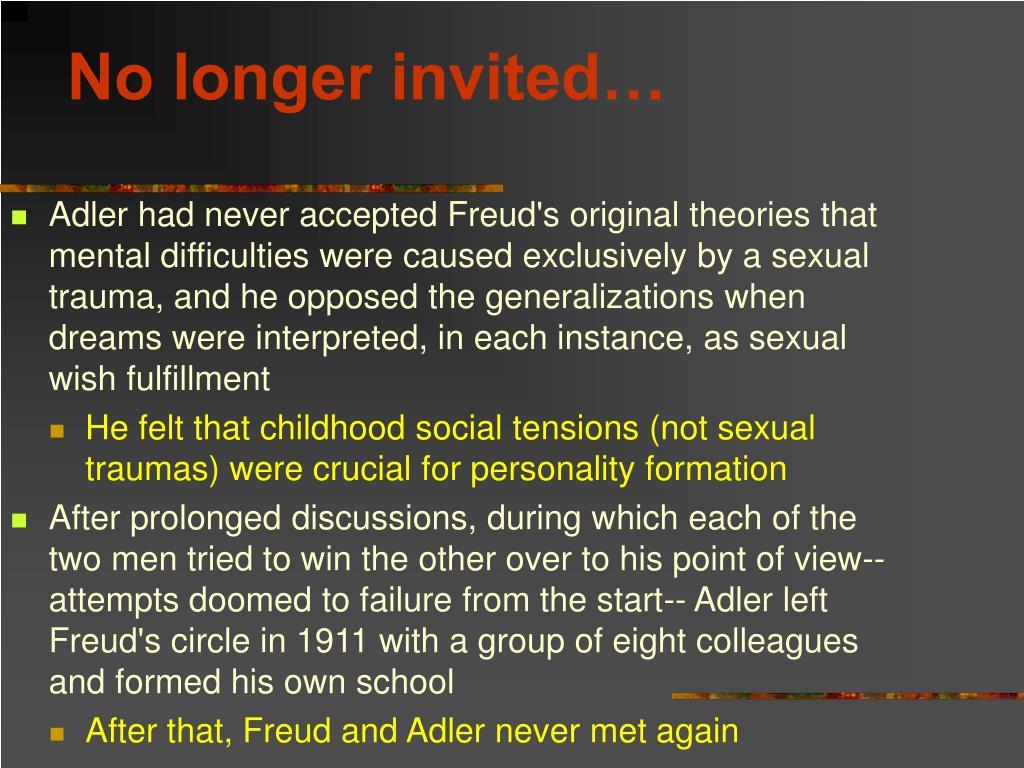 No longer invited…