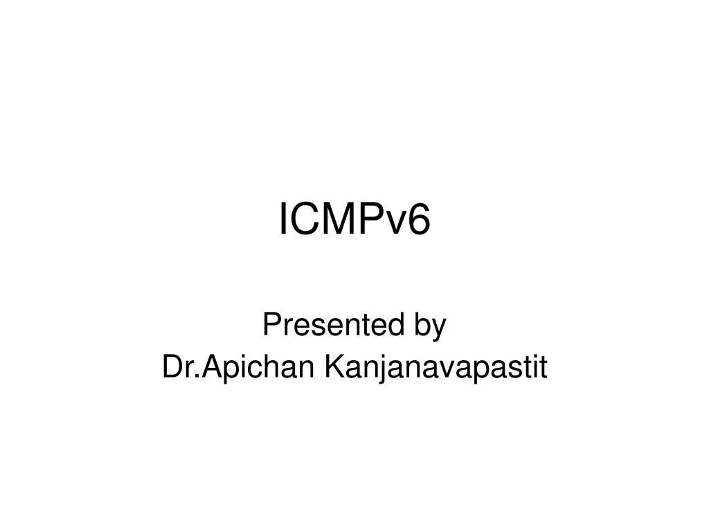 icmpv6 l.
