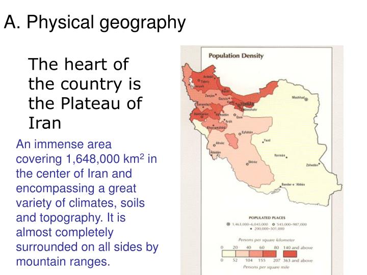 A physical geography