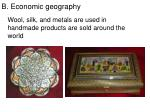 b economic geography8