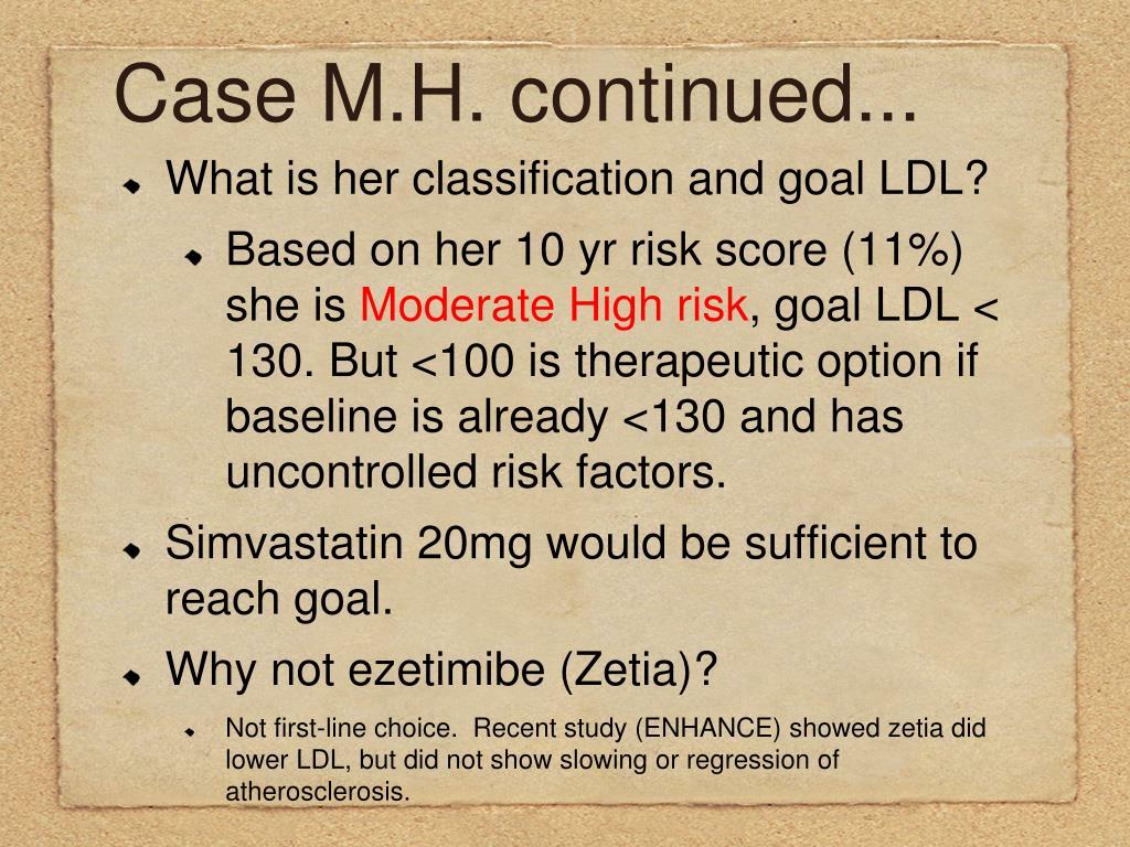 Case M.H. continued...