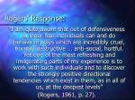 rogers response