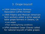 3 grape boycott
