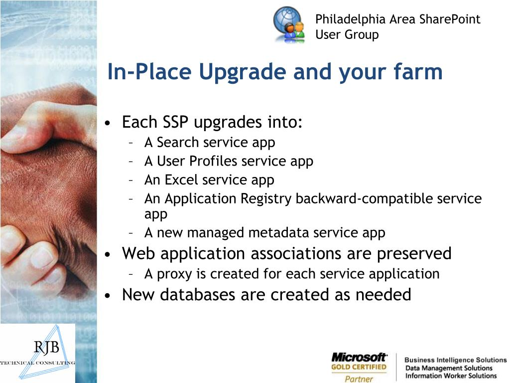 In-Place Upgrade and your farm
