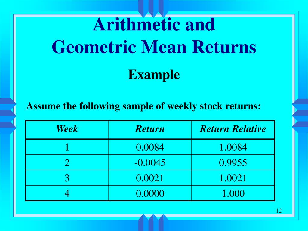 Arithmetic and